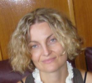 Диана Алексиева, арт психотерапевт