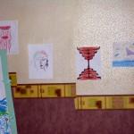 """Рисунки от работата с група """"Женската идентичност"""", 2010"""